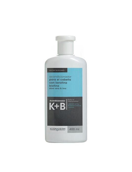 Recipiente Acondicionador para el cabello K+B