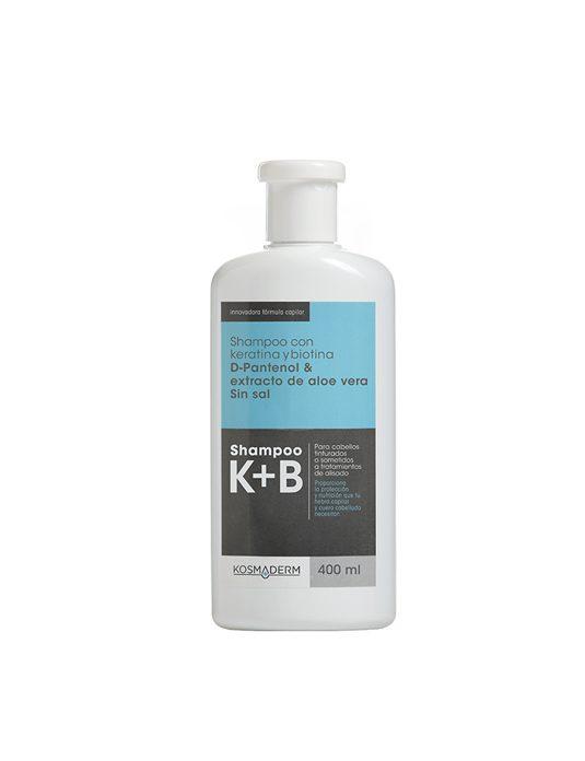 Recipiente Shampoo K + B