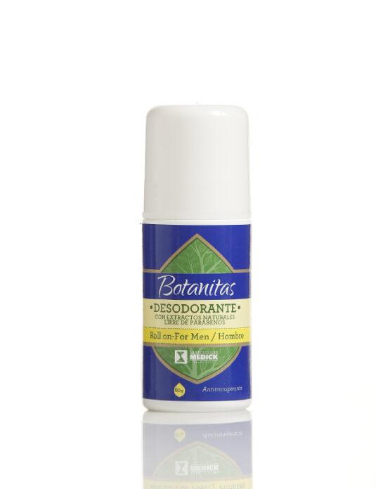 Recipielte Roll On de Desodorante para hombre