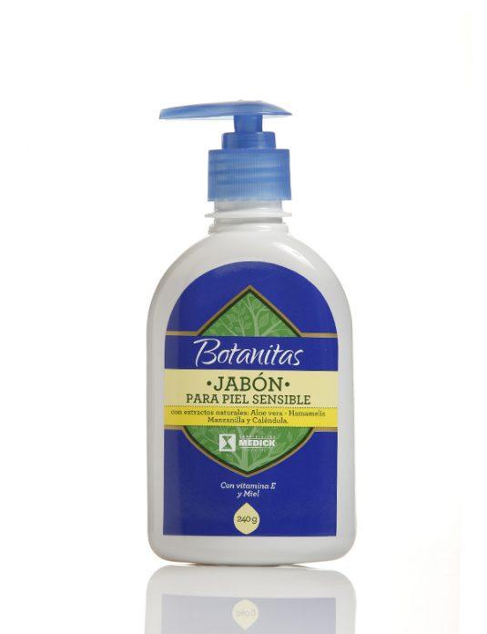 Recipiente de Jabón líquido para piel sensible