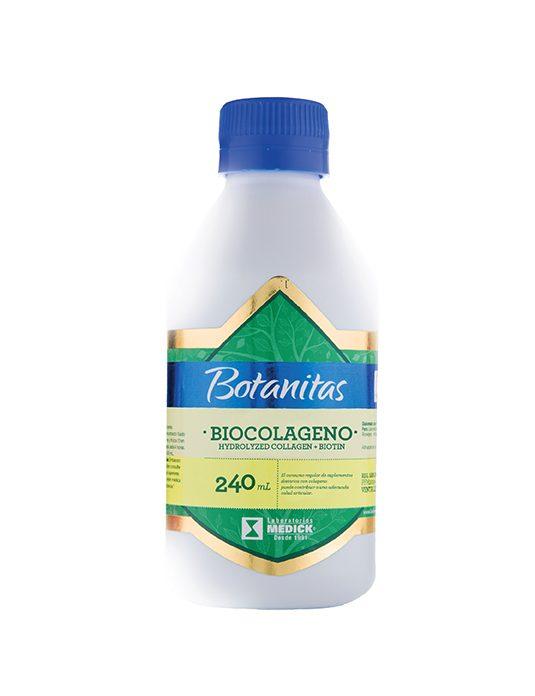 Recipiente de Biocolageno