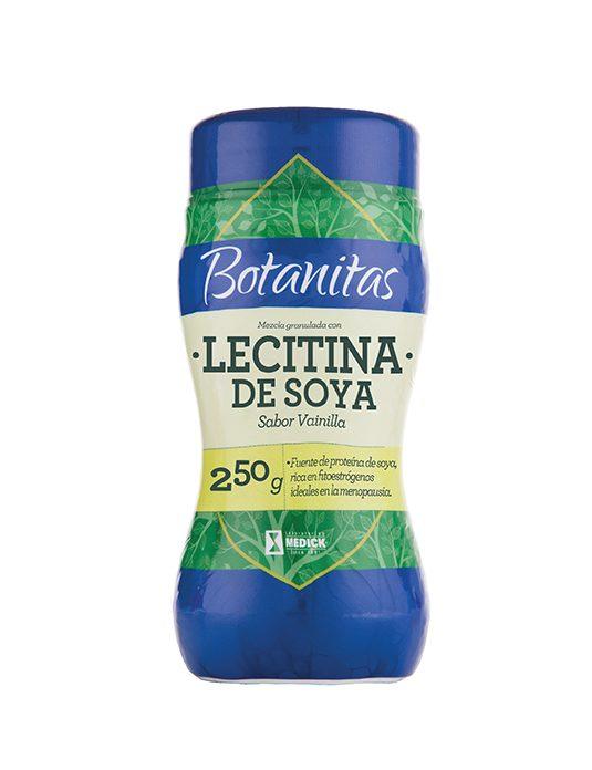 recipiente Lecitina de Soya sabor Vainilla