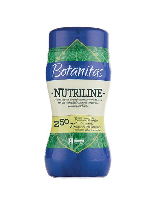 Recipiente de Nutriline