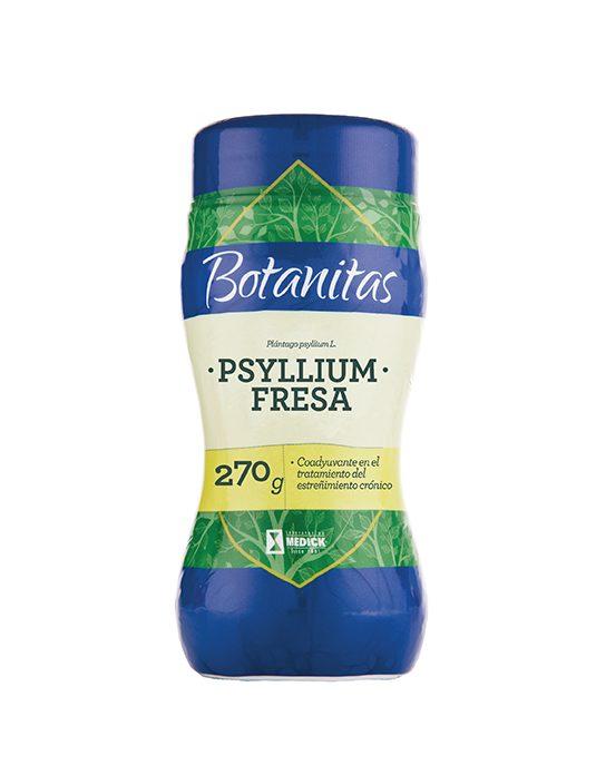 Recipienta Psyllium sabor Fresa